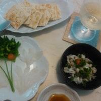 【食】アカメフグの漬け丼・漬け炙り