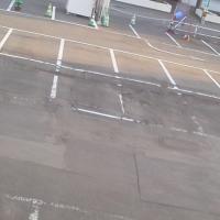 2016/10/25      午前7時過ぎ札幌の空模様