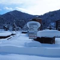 山形市も雪、40分遅刻!
