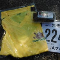 びわ湖高島栗マラソン 2016.10.16