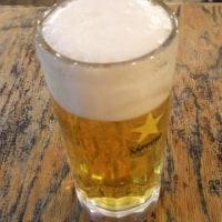まんぷく食堂 大久保 ビールビールたぶんビール