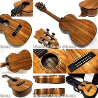 Kamaka [HF-3D2I] 100th Anniv.テナー4弦 デラックス・セカンドシリーズ入荷です(´▽`*)