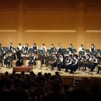 吹奏楽コンサート 羽島文化センターにて