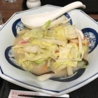 白菜たっぷりチャンポン