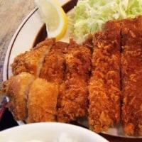 まんぷく食堂 大久保店 ジャンボチキンカツ