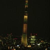 日本橋室町31階からの夜景3