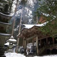 はとバス大新年会in上諏訪温泉2017⑧ 光前寺