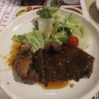 上野 肉の大山(2回目)