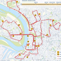 デュッセルドルフマラソンのコース