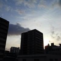 今日の私は816 【2月18日の博多の朝です】