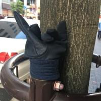 日乗 diary - 落としモノ 手袋127 lost glove127