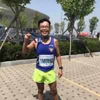 第30回大連国際マラソン 2017年5月13日