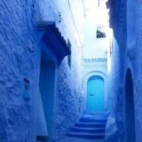 モロッコ 7日目 シャウエン 堪能