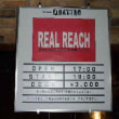 REAL REACH 『4color』release TOUR 心斎橋クアトロレポ