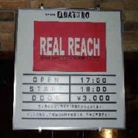 REAL REACH ��4color��release TOUR ���ض������ȥ���
