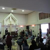 春日井福音キリスト教会で証し