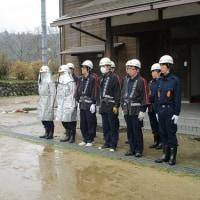 『阿波地区防災訓練を実施』(地震の前に、炊き出しが始まりました)