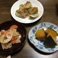 2016年10月27日夕食