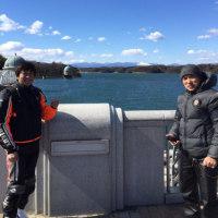 多摩湖ツーリング