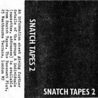Snatch Tapes 2 David Jackman Organum 1980年作品 ドローン&アヴァン