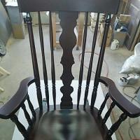 椅子修理 塗り替え