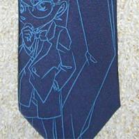 ネクタイコレクションの紹介(その59)(名探偵コナン柄)