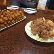 中津川の五平餅を満喫