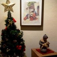 我が家にもクリスマス…三人の巨匠の絵画。 そして 『主を尋ね求めよ。呼び求めよ。』