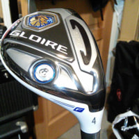 ◆Taylormade GLORIE F Rescue #4