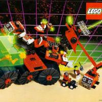 ★LEGO Blacktron nagisaオリジナル装甲車のメイキングwww!!の巻