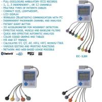 ラブテック社製ホルター心電図の機能
