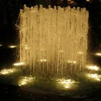 夜の和田倉噴水公園3