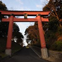 2017年初詣 篠崎八幡宮(小倉北区篠崎)