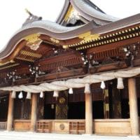 寒川神社に行ってみよう!(その2) 参拝客がいっぱいだ