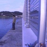 釣りのトラブル わずかな釣果