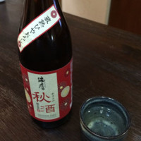 秋の夜長は・・・・・・日本酒で一杯