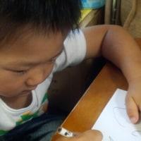文字を書くこと&習い事について