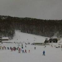 9th Skiing in 飯綱高原・・・晴れ+雪質最高!で、かなりの混雑
