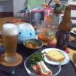 TheYellowMonkeyのビールを飲みながら、青星寮カレーを食しオールスター観戦