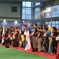 クロアチアンシープドッグ世界大会これにて終了!