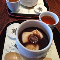冬の菊水茶廊へ