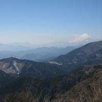 大山 頂上へ(7)
