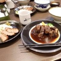 仙台で牛タン!