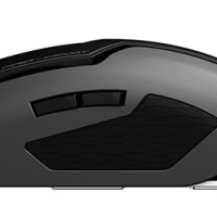 解像度が最大16000dpiのUSBレーザーゲーミングマウス「TM60」