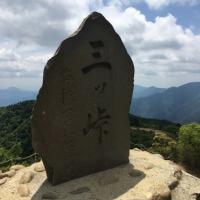 本社ヶ丸から三ツ峠山へ 熊には遭遇しませんよ〜