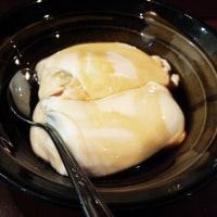 もちもち食感がとても美味しい「ジーマミー豆腐」