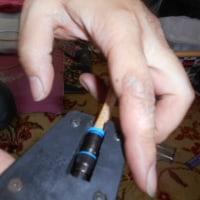 液晶テレビの修理事例です。