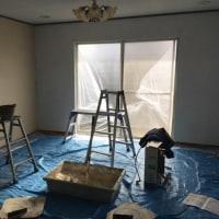 茨城 呼吸する壁 珪藻土仕上げ塗り 左官工事