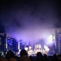 猛暑日の夜の和の2大フェス