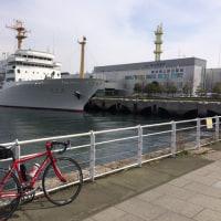 横浜みなとみらい・春風の新港地区ライド